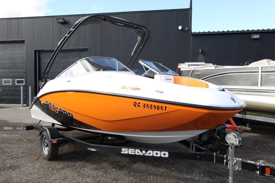 BRP Sea doo Challenger 180 SP - IMG_8214