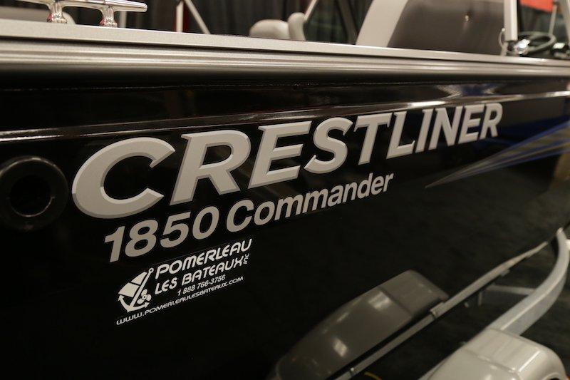 Crestliner Commander 1850 - IMG_1266