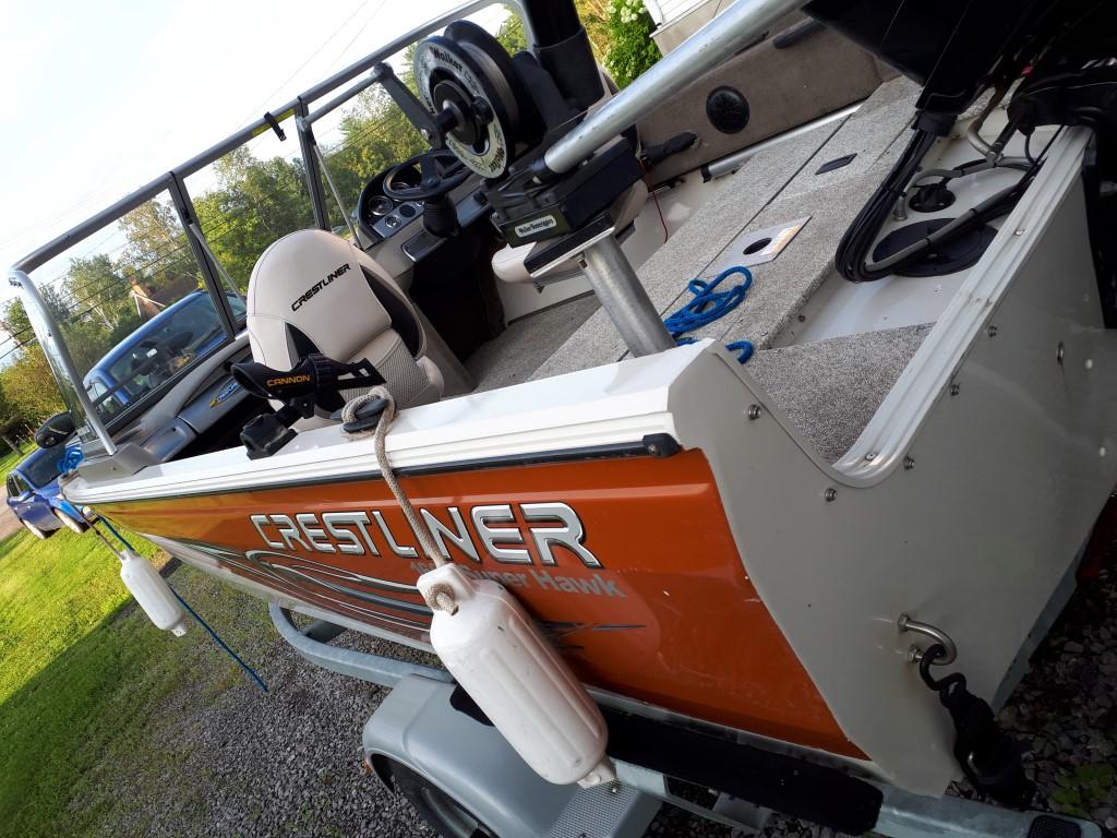 Crestliner Super Hawk 1600  - 20190809_185349