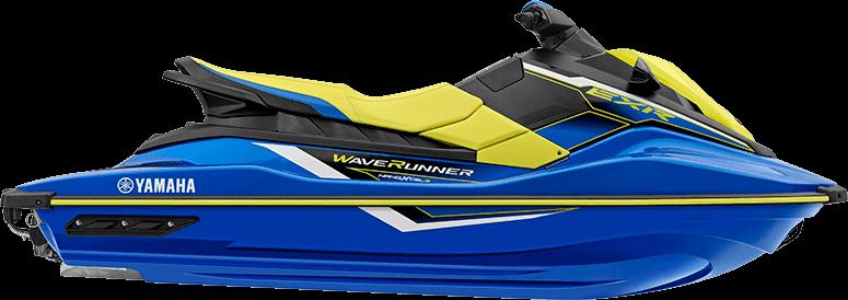 Yamaha EXR - 2019-EXR-Blue_1