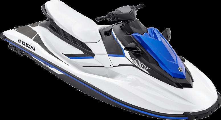 Yamaha EX Sport - 2017_EX_Sport_White_3