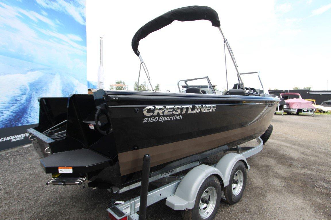 Crestliner Sportfish 2150 SST - IMG_7251