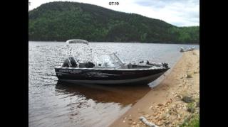 Crestliner 1650 Fishhawk - IMG_5492