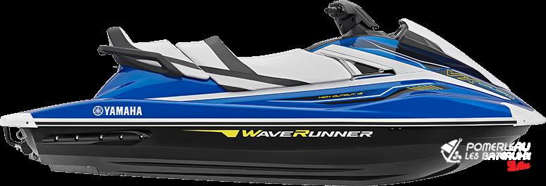 Yamaha VX Cruiser HO - 2018-VX-Cruiser-HO-Blue_1