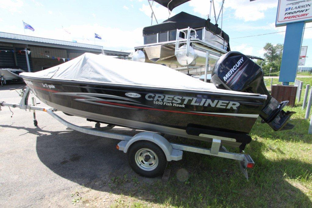 Crestliner Fishhawk 1650 DC - IMG_1765