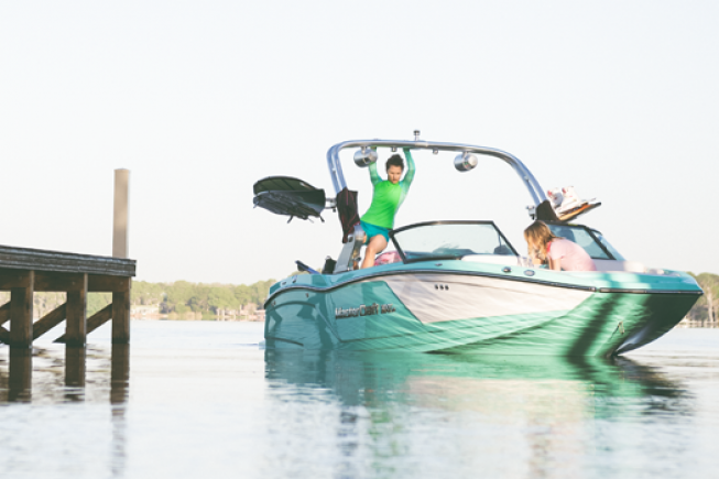 Mastercraft NXT 20 SURF READY
