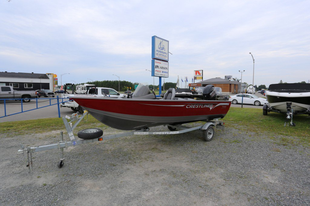 Crestliner Kodiak 16 SC - IMG_3533