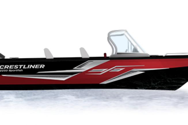 Crestliner Sportfish 2250