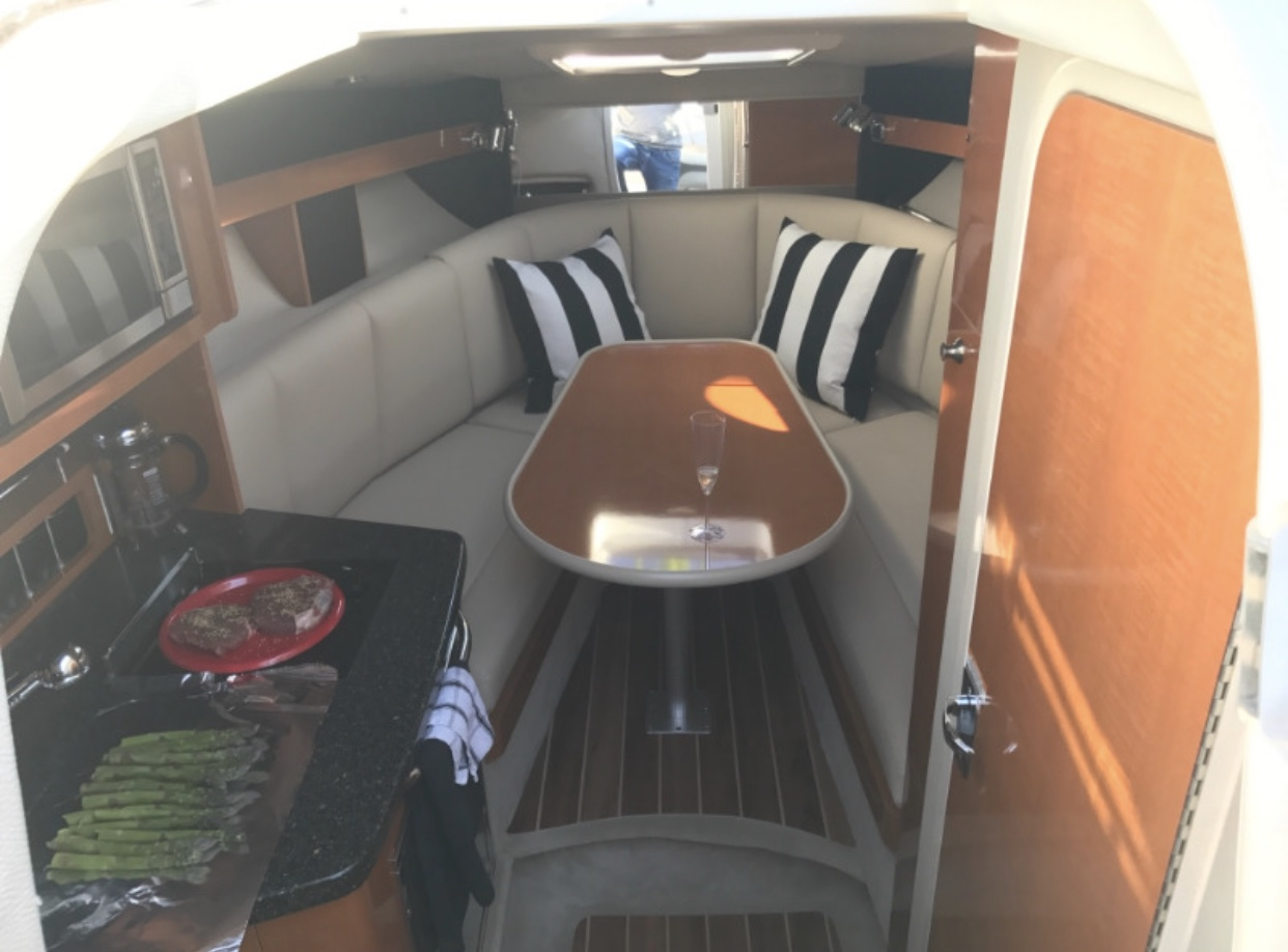 Chaparral Signature 270  - IMG_0701