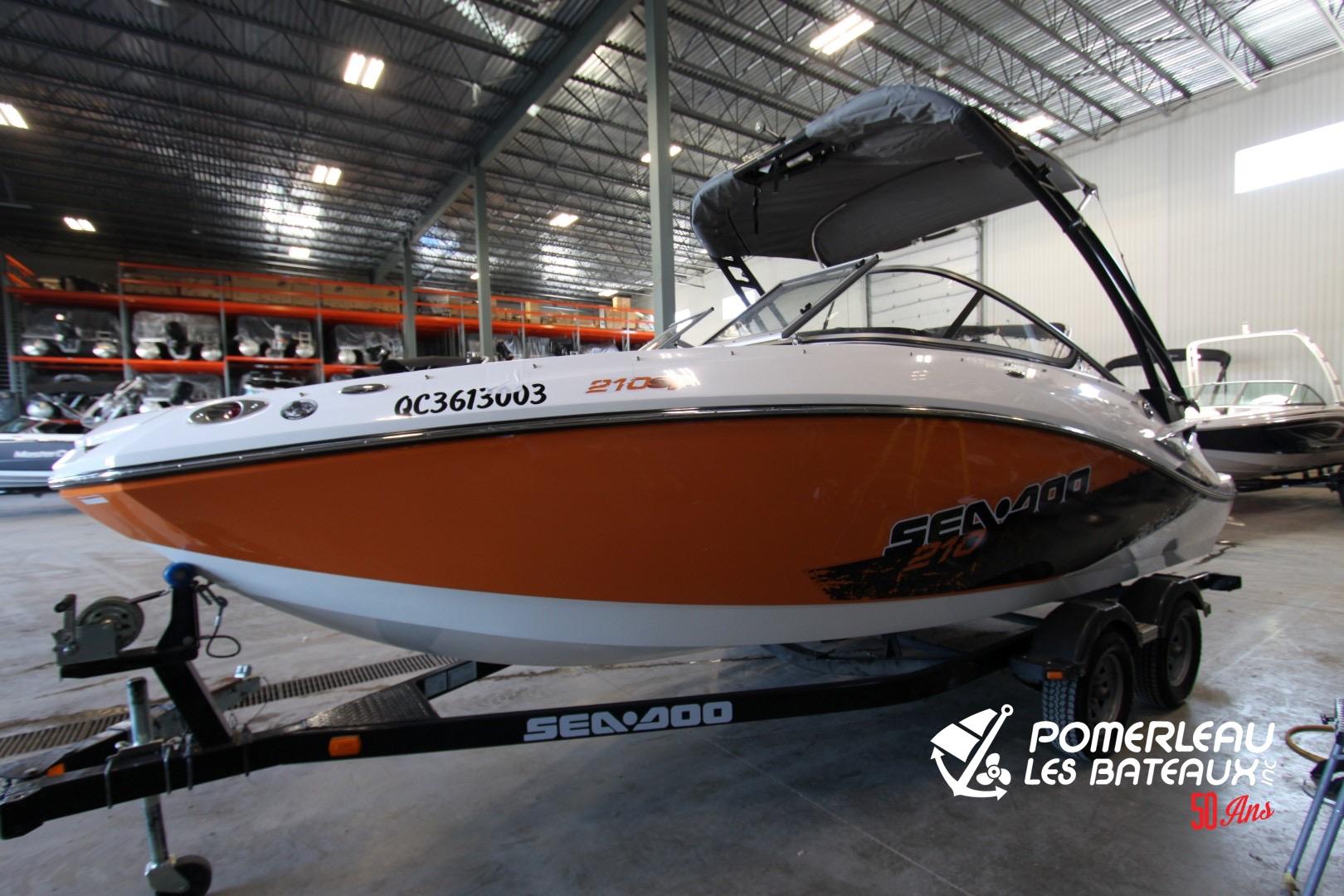 BRP Sea doo Challenger 210 - IMG_7857