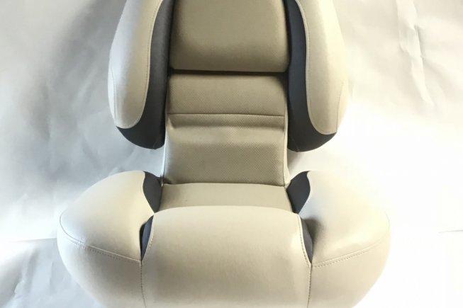 Adjustable Crestliner seat