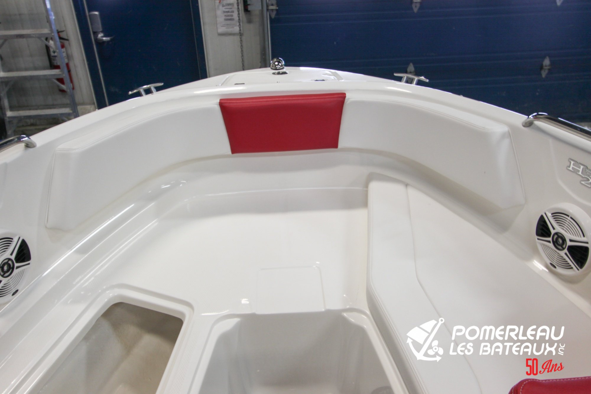 Chaparral H2O 21 - H2021rouge-0201