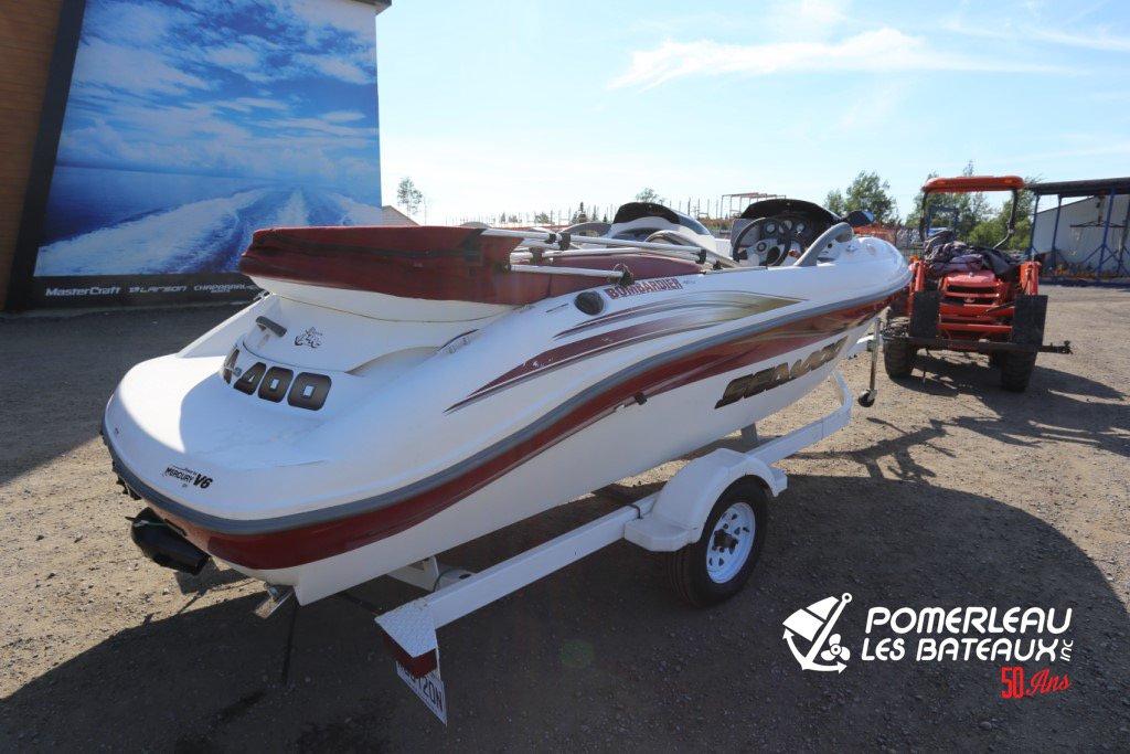 BRP Sea doo Challenger 1800 - IMG_0181