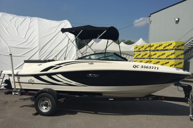 Sea Ray 185 SP SRV34