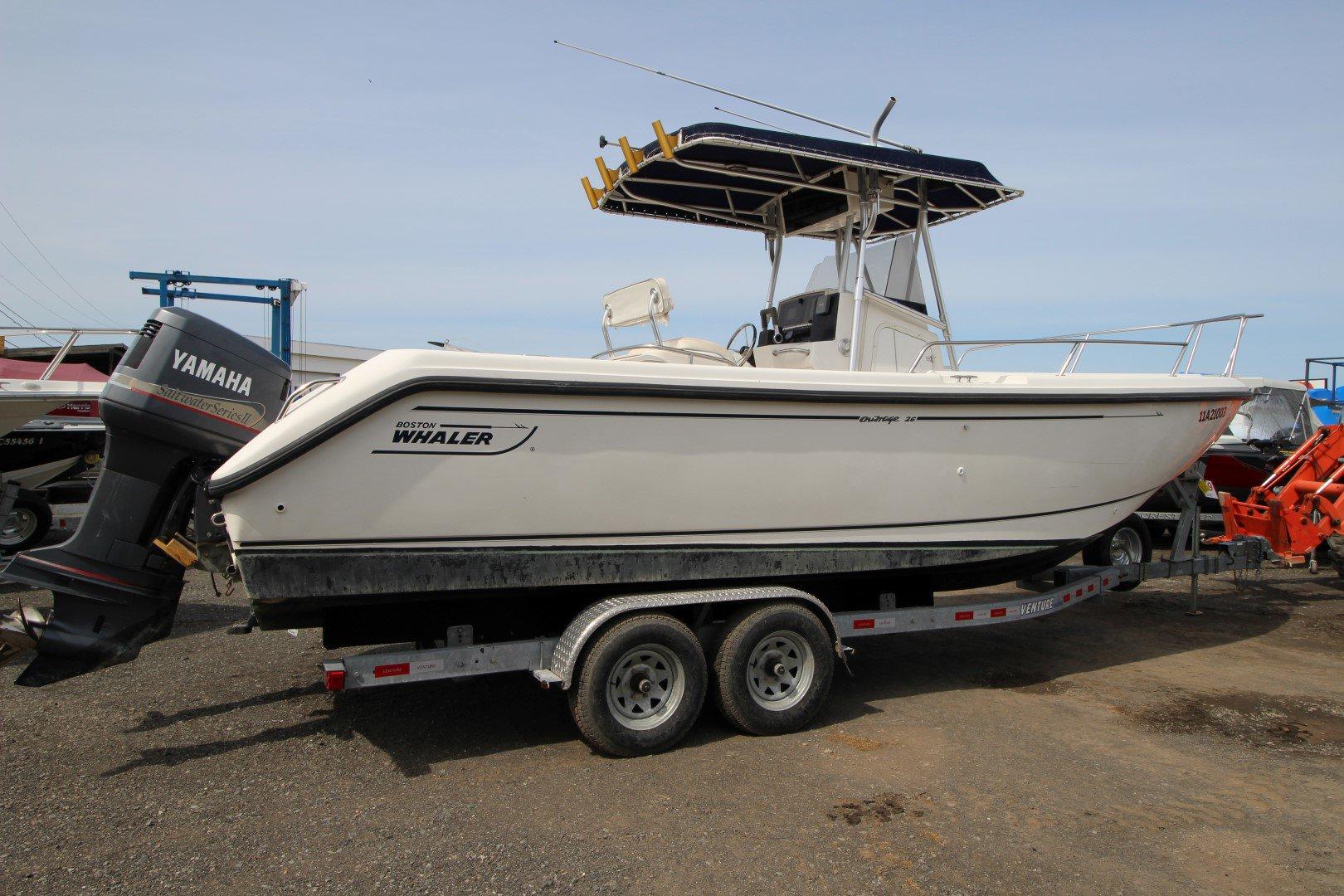 Boston Whaler 26 - IMG_0503