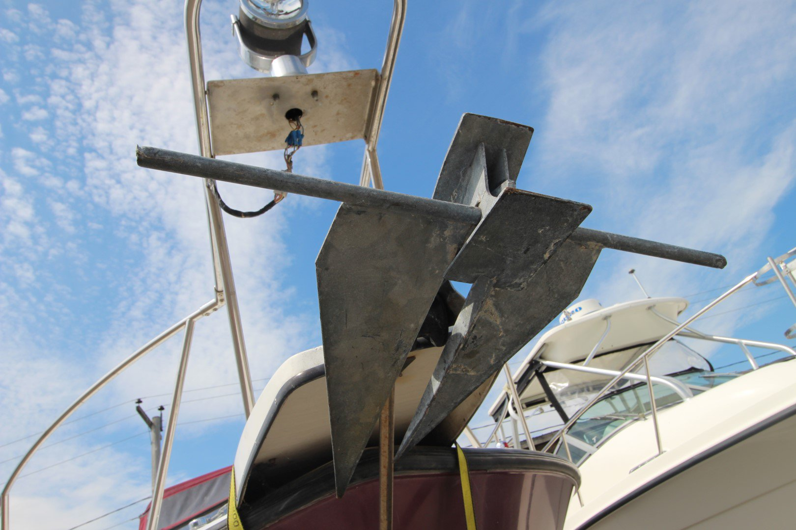 Carver Yachts Montego 27 - IMG_1154
