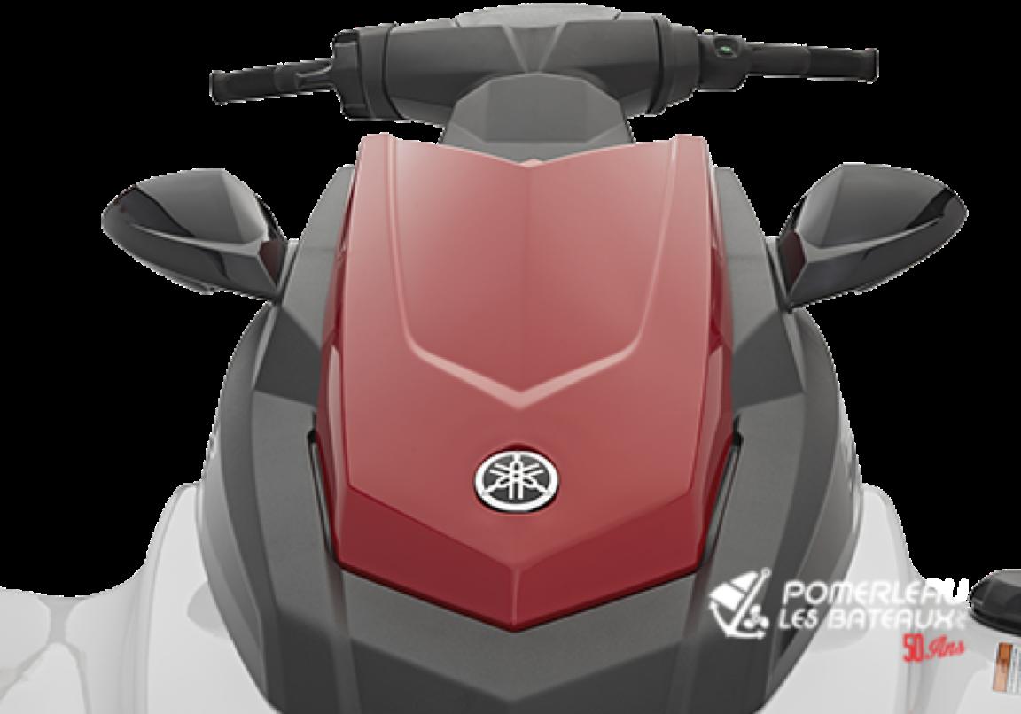 Yamaha EX Sport - 2018-EX-Sport-White-Mirrors-1