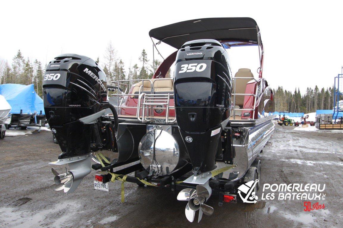 Harris Crowne SL 250 TE - IMG_1488