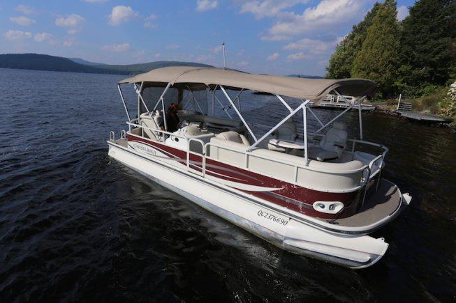 Crestliner 2385 Batata Bay