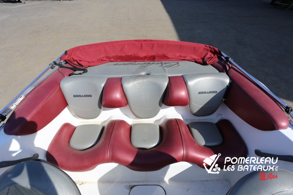 BRP Sea doo Challenger 1800 - IMG_0187