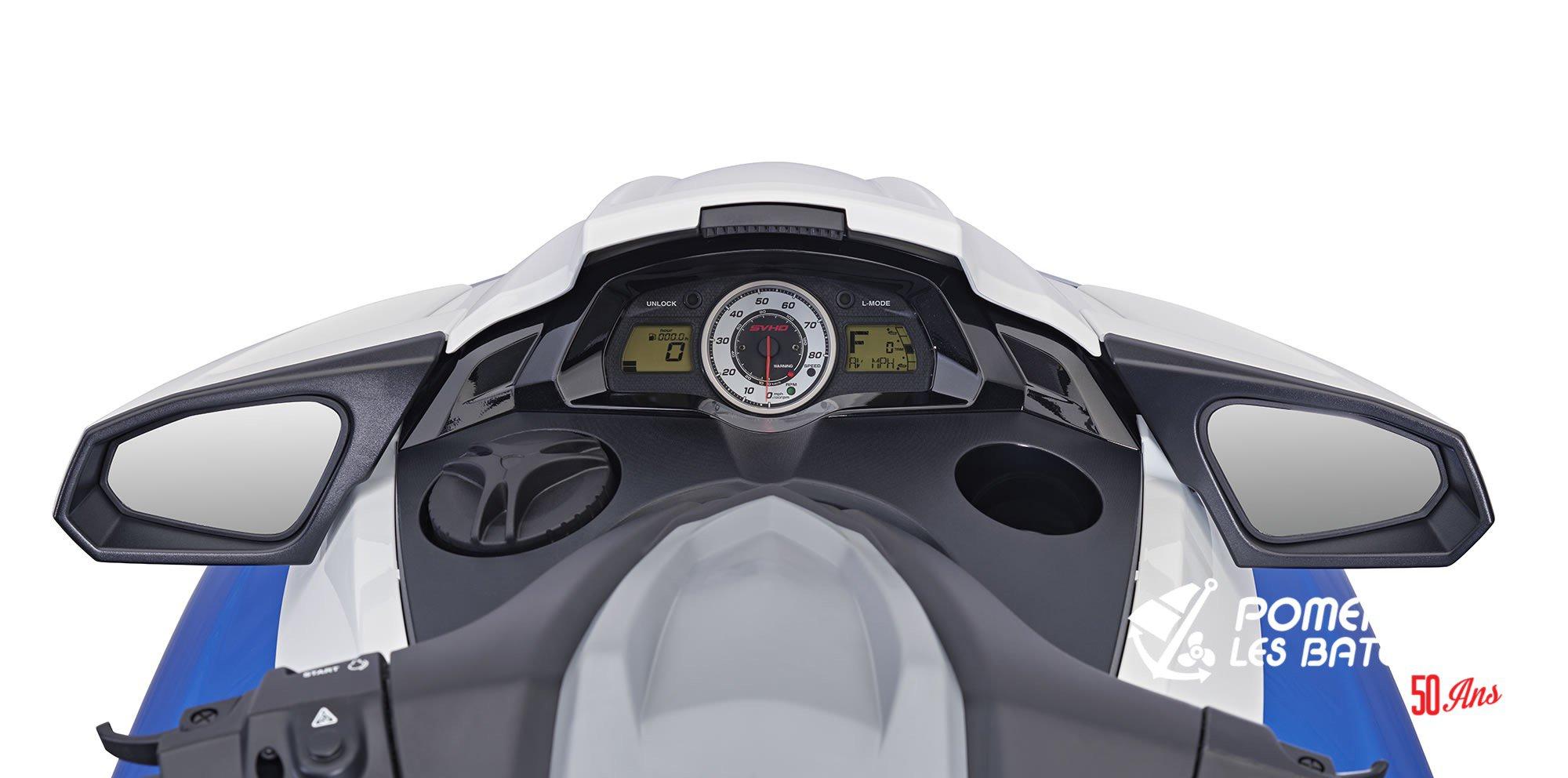 Yamaha FX Cruiser SVHO - 2018-FX-Cruiser-SVHO-Blue-Instrumentation_l
