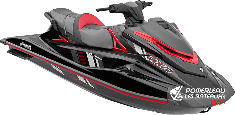 Yamaha VXR - 2018-VXR-Red_3