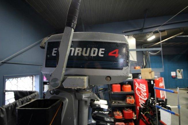 Evinrude 4 HP