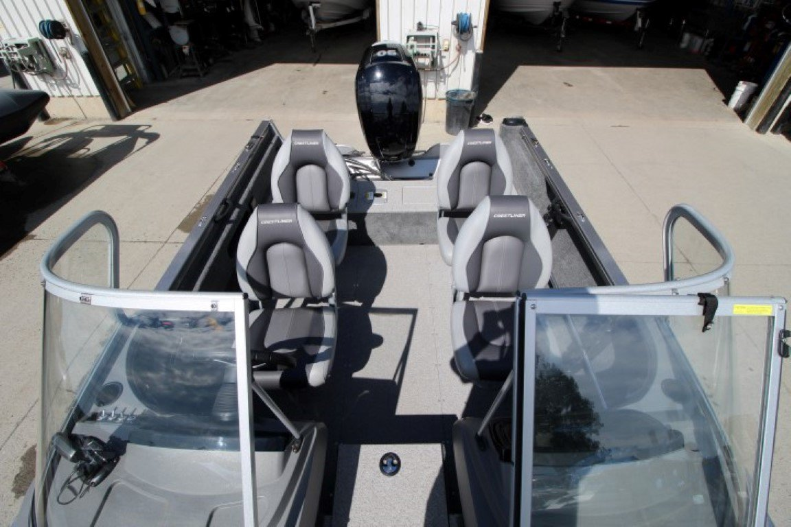 Crestliner Fish Hawk 1650 - IMG_4558