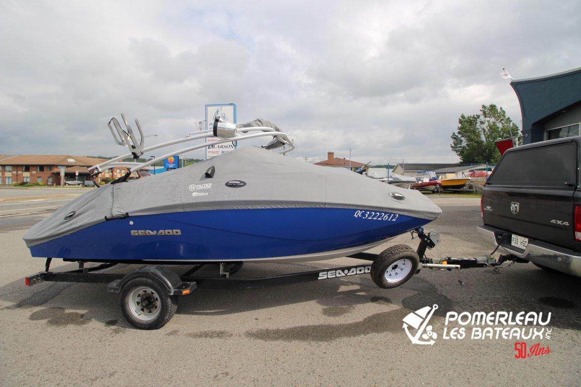 BRP Sea doo Challenger 180 - IMG_3328