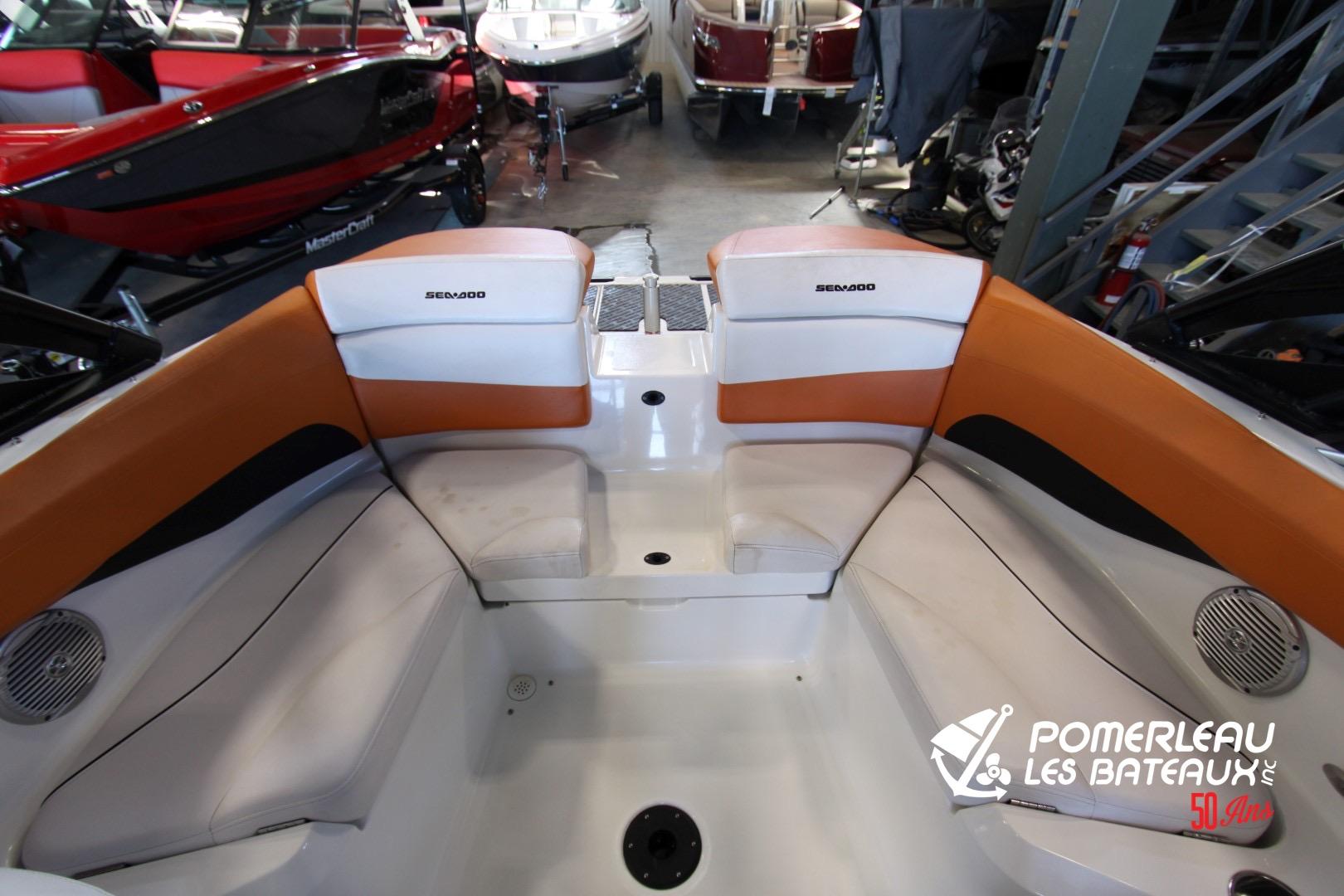 BRP Sea doo Challenger 210 - IMG_7864