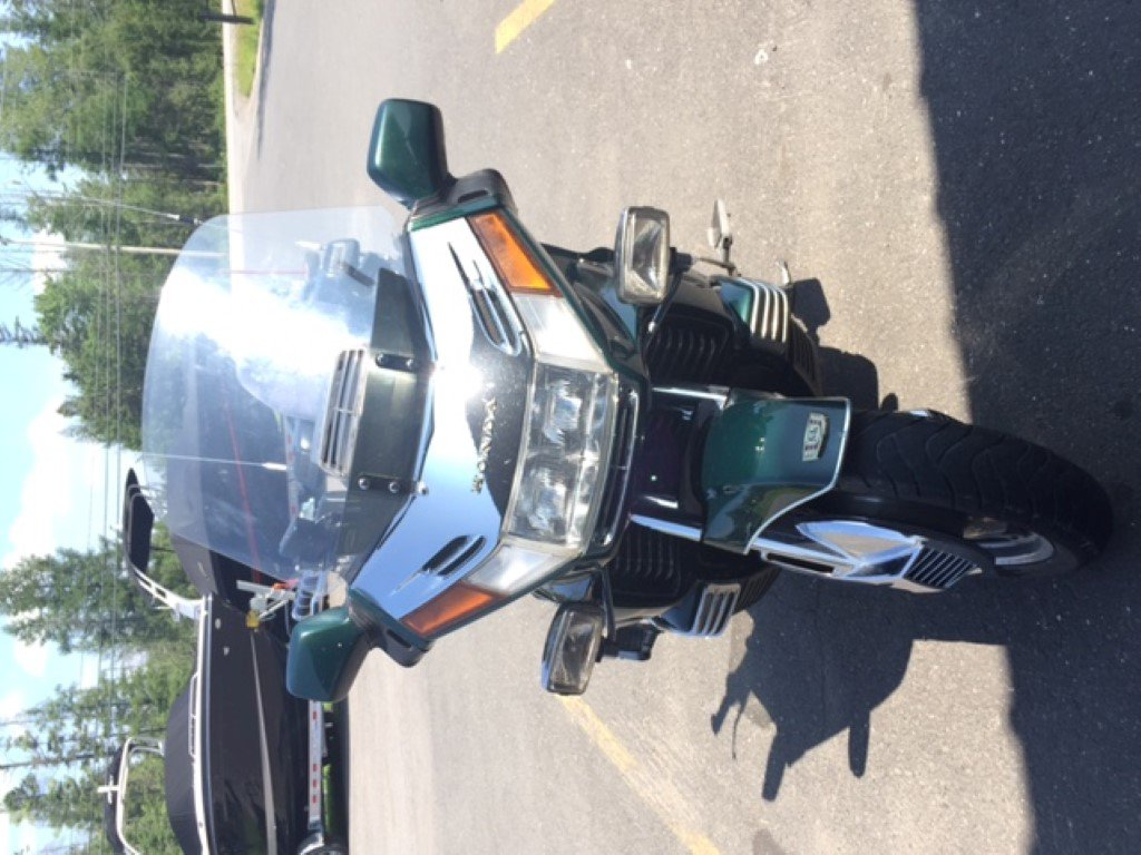 Goldwing GL 1500 - IMG_6125