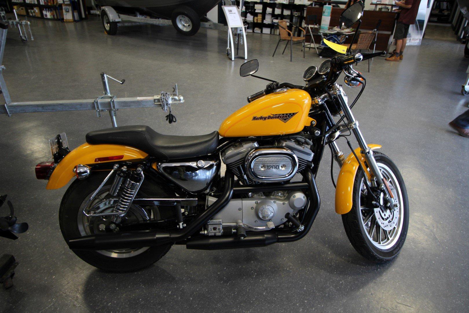 Harley-Davidson Sportster 1200 XL - IMG_1459