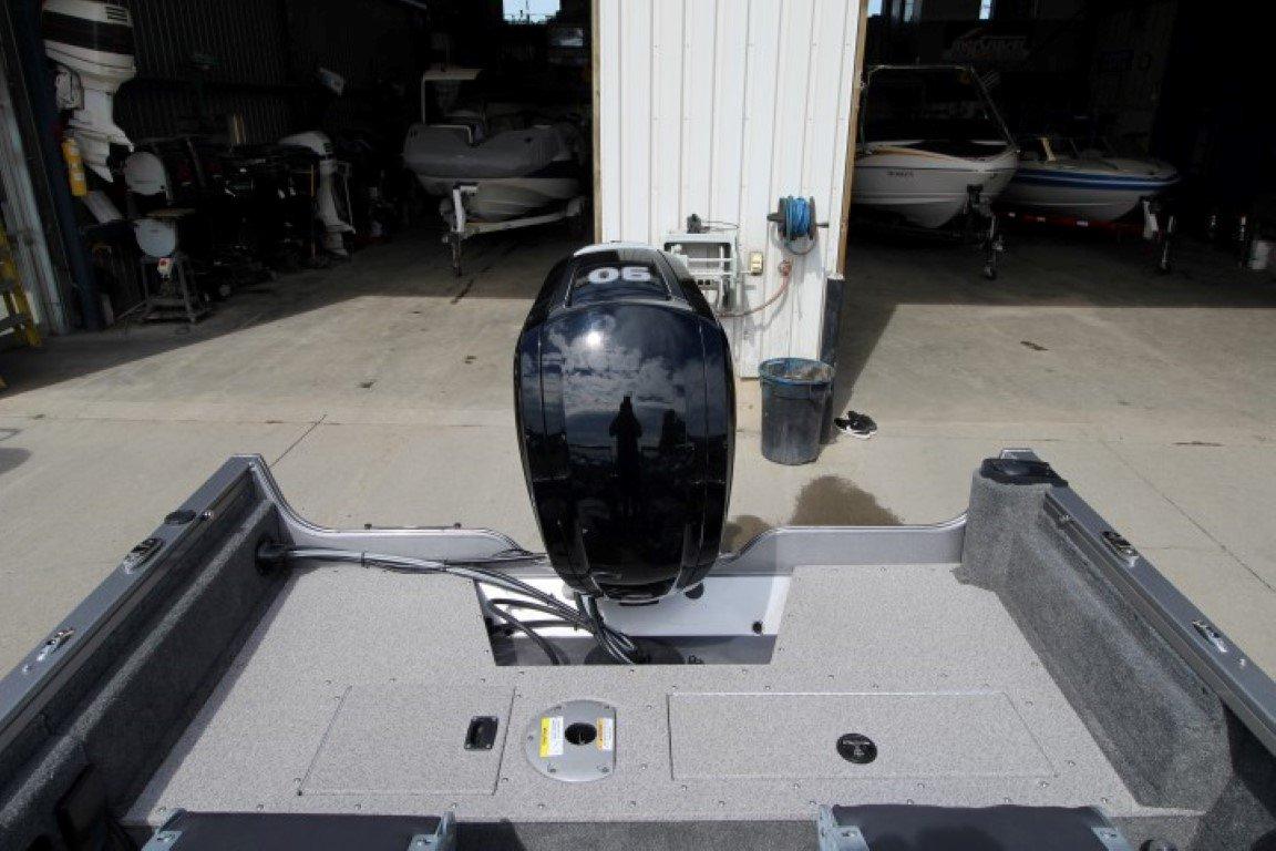 Crestliner Fish Hawk 1650 - IMG_4544