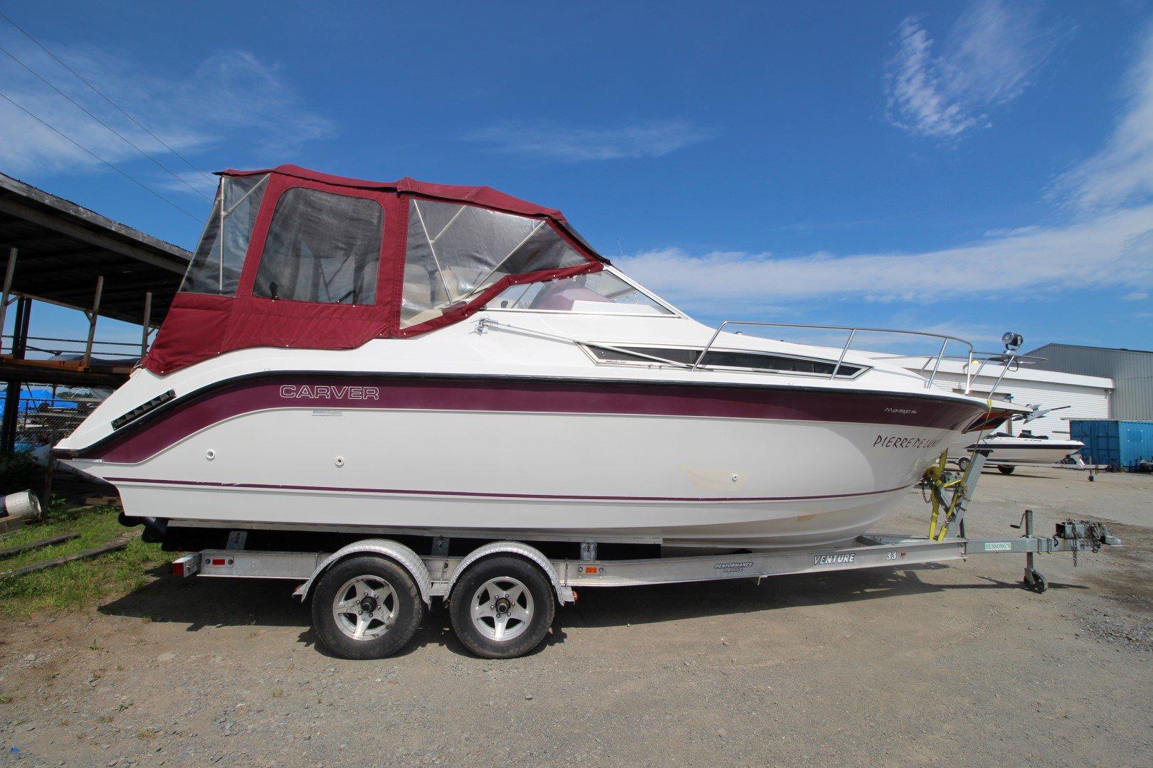 Carver Yachts Montego 27 - IMG_1123