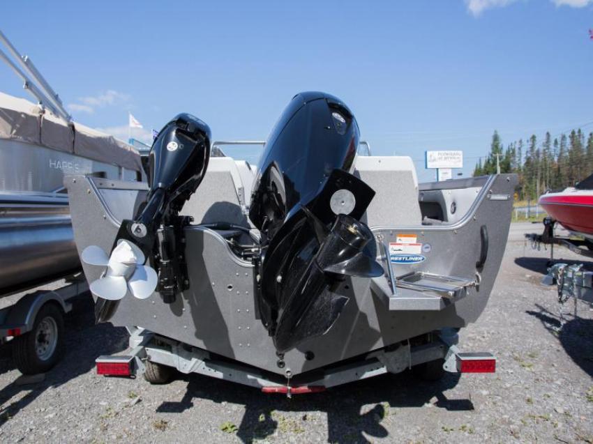 Crestliner Super Hawk 1950 - 24602