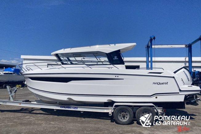 Parker Boats 760 Quest