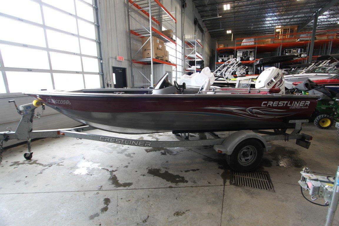 Crestliner Fishhawk 1750 - IMG_4028