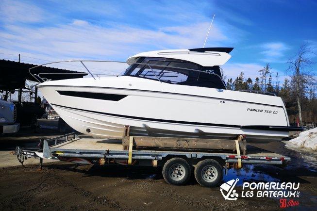 Parker Boats 750 CC