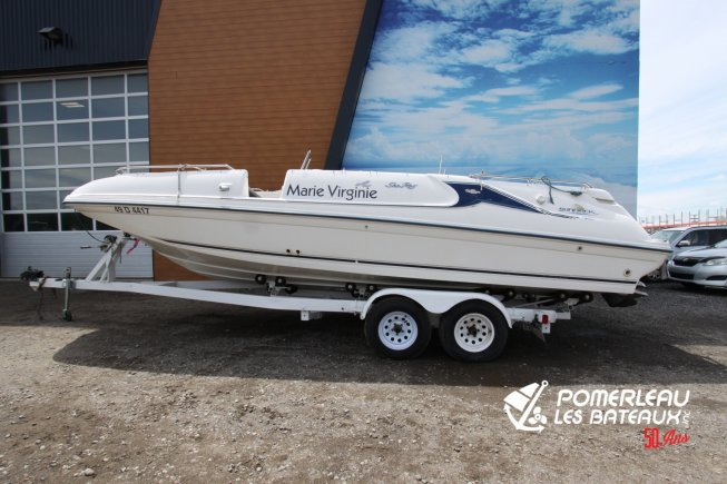 Searay Sundeck 250