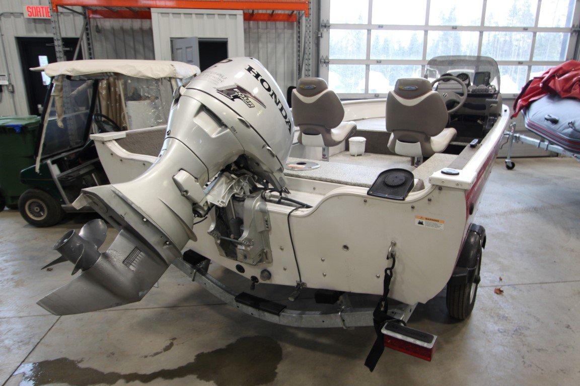 Crestliner Sport Angler 1650 - IMG_3668