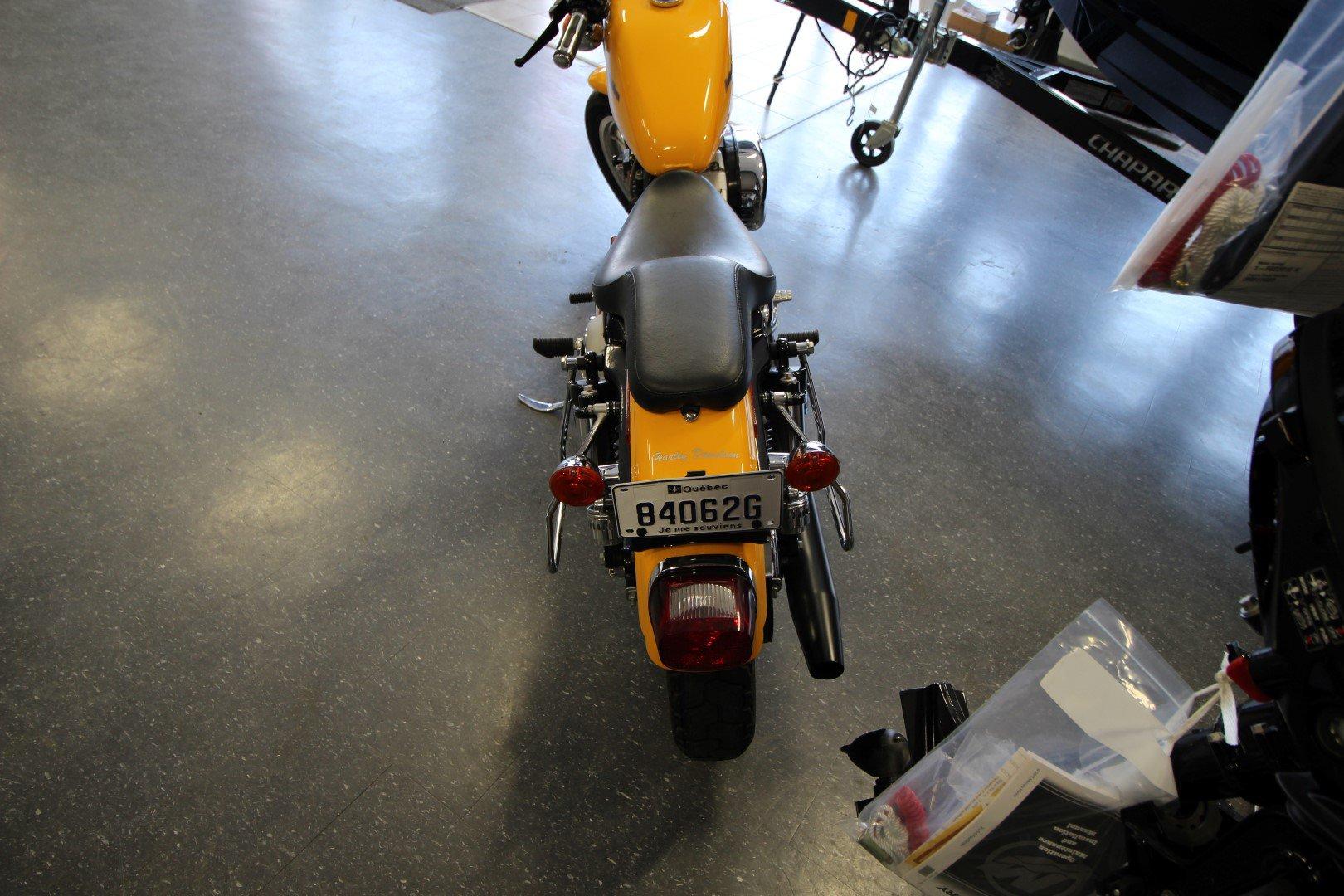 Harley-Davidson Sportster 1200 XL - IMG_1464