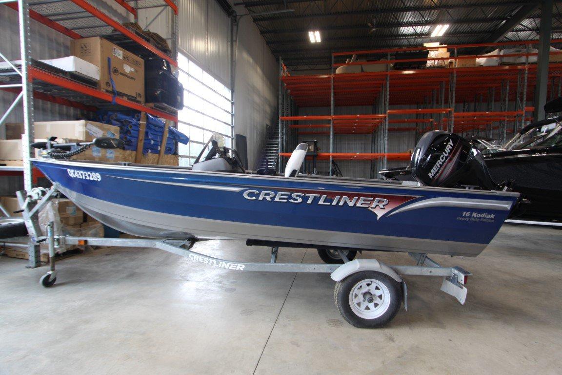 Crestliner Kodiak 16 - IMG_6325
