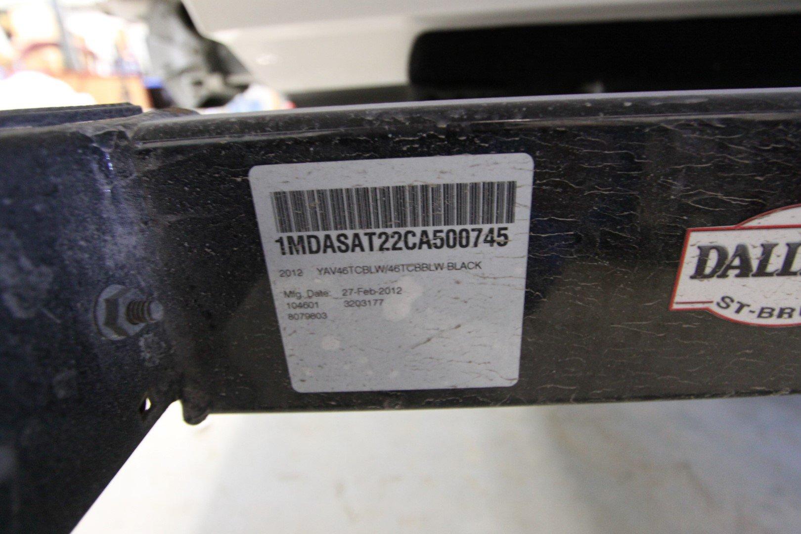 Yamaha AR 210 - IMG_0886