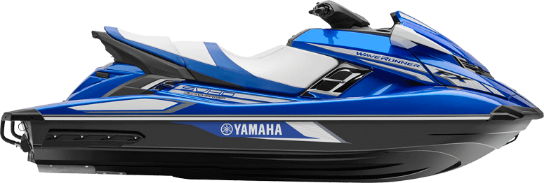Yamaha FX SVHO - 2017_FX_SVHO_Blue_1