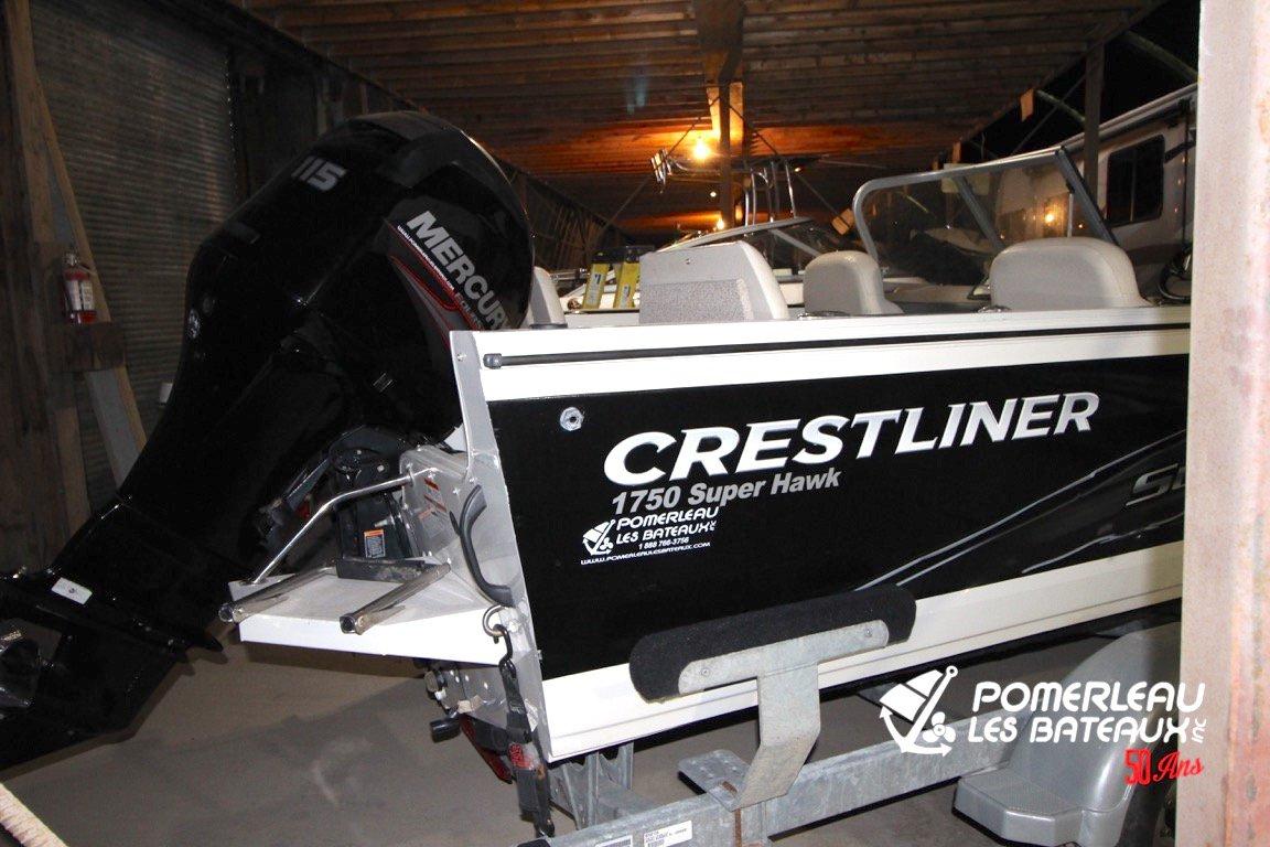 Crestliner Superhawk 1750 - IMG_5558