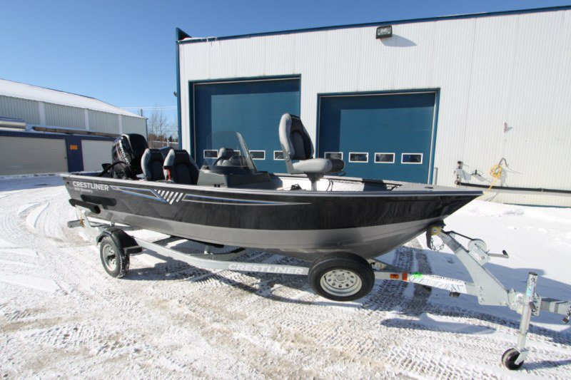 Crestliner 1650 Discovery - IMG_9506