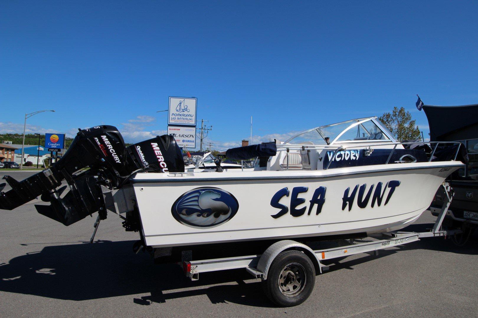 Sea Hunt Victory 215 - IMG_0884
