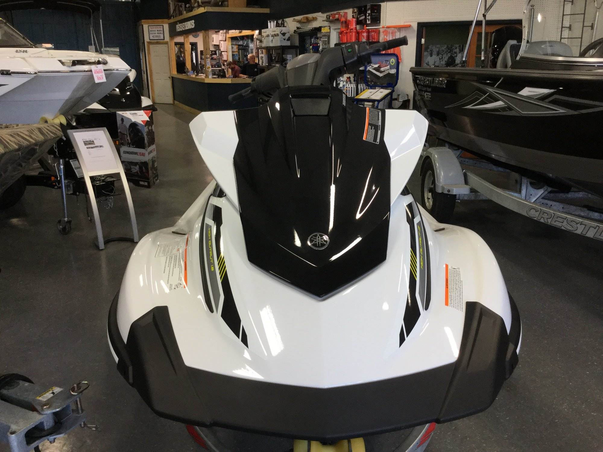 Yamaha VX Cruiser HO - IMG_1875