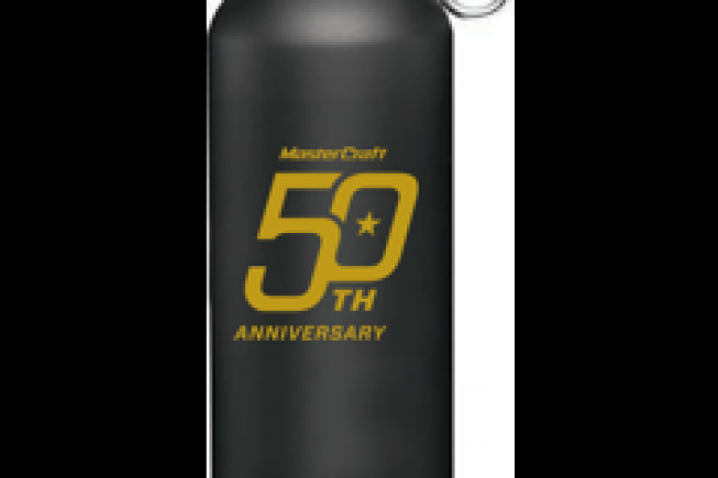 MasterCraft 50th Anniversay Water Bottle