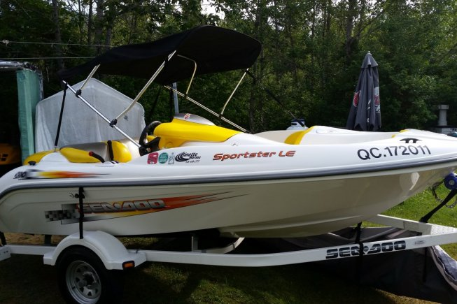 BRP Sea doo Sportster LE